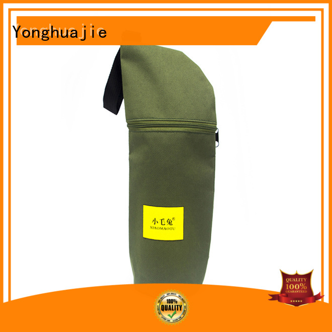 tote polyamide vs nylon round bottom with zipper for shoes