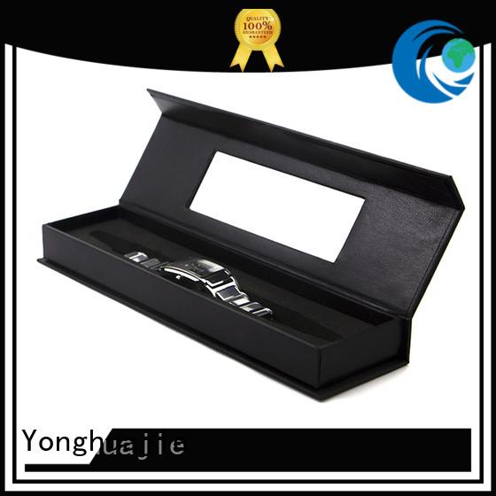 Rectangle Paper Cardboard Gift Watch Box