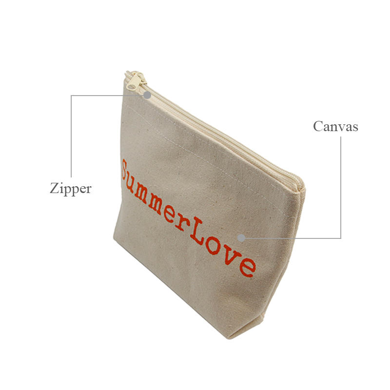 Yonghuajie custom size canvas leather bag glitter for cosmetic-3