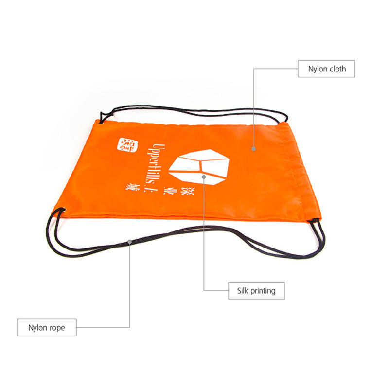 Yonghuajie drawstring 600d nylon Supply for packing-2