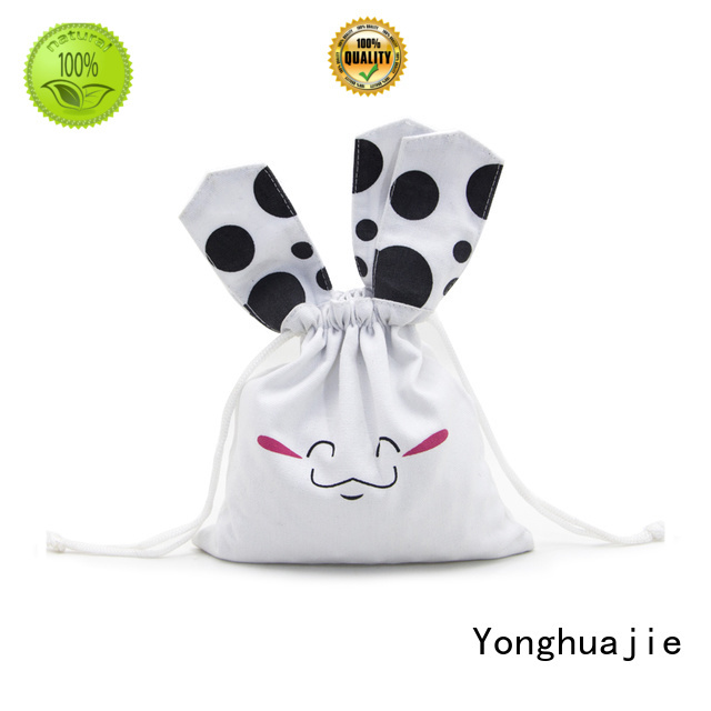 cotton carry bags storage printed Yonghuajie Brand company