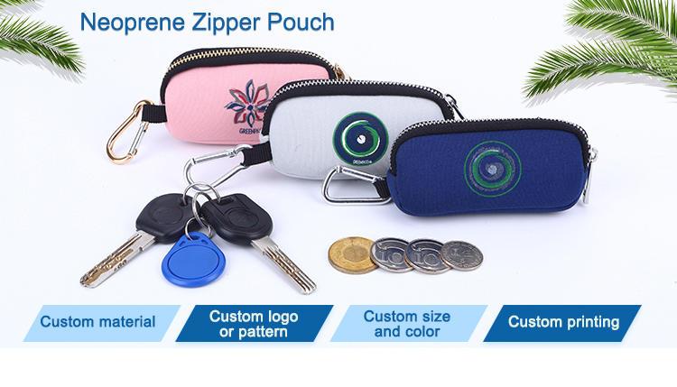 Yonghuajie best factory price neoprene cosmetic bag at sale for gift-1