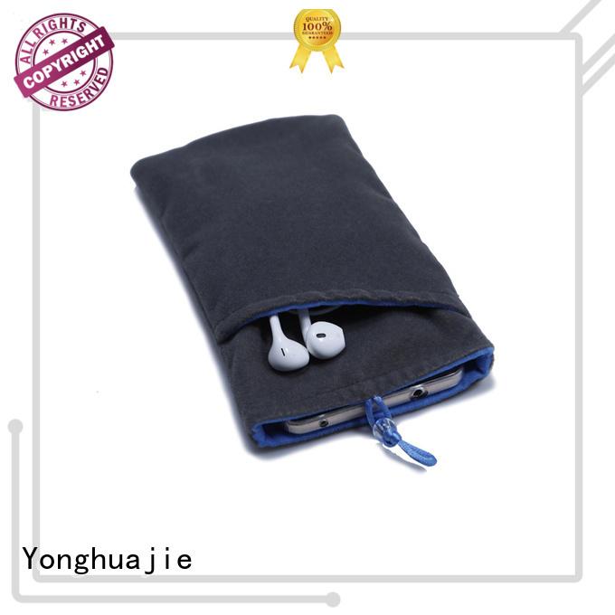velvet jewelry bag drawstring Bulk Buy printed Yonghuajie