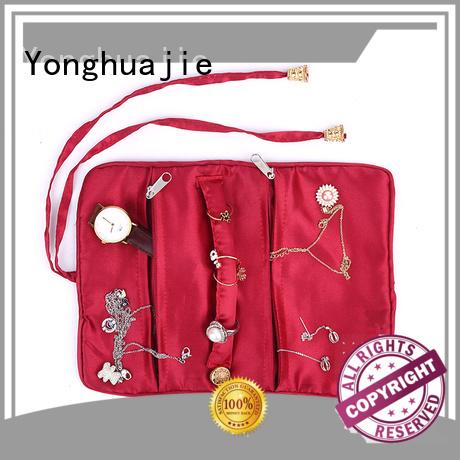 Yonghuajie High-quality pvc bag with drawstring for shopping