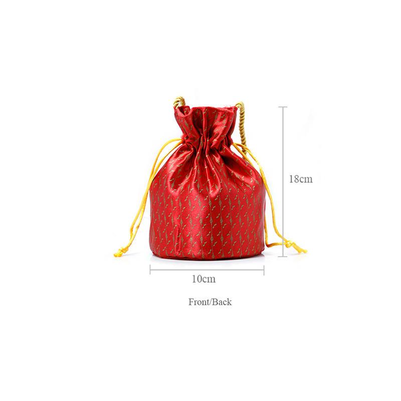 Yonghuajie new arrival silk handbag high quality for wine-1
