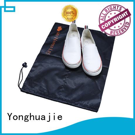 gym bag printing silk nylon mesh bag Yonghuajie Brand