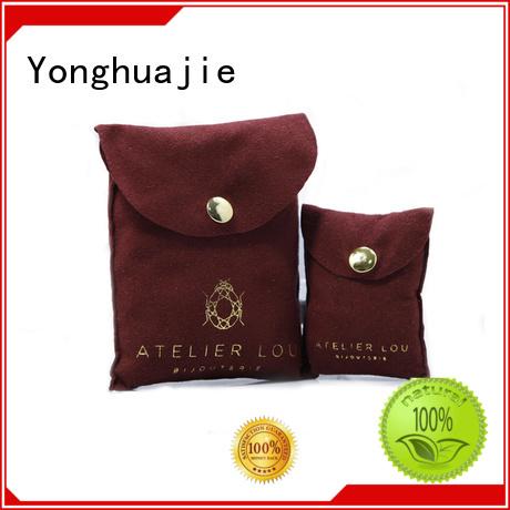 suede flap bag durable Bulk Buy drawstring Yonghuajie