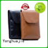 Yonghuajie Brand cosmetic sunglasses leather cosmetic pouch