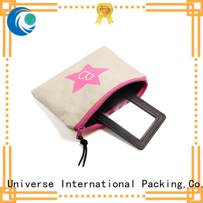 Yonghuajie best design small canvas bags with handle for packaging