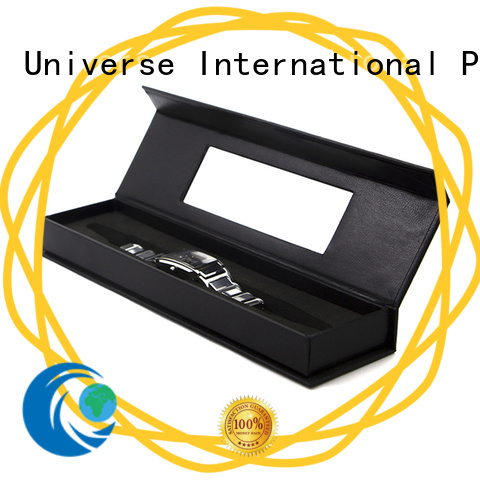 Yonghuajie design paper pen box for gift