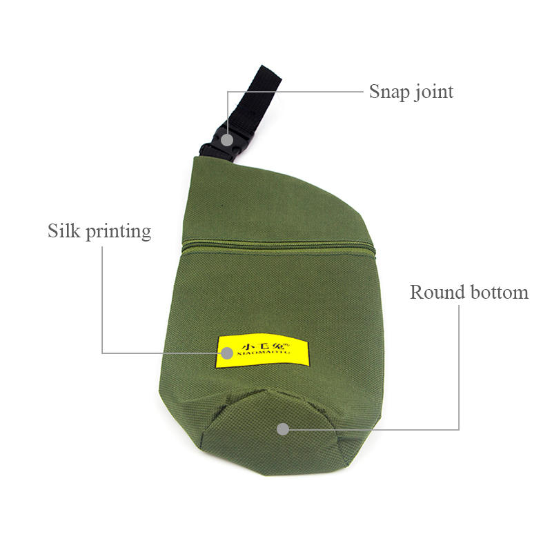 soft polyester backpack silk Suppliers for shoes-3