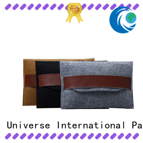 Yonghuajie cheapest price felt tote bag for goods