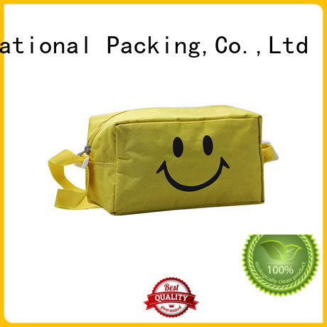 nylon reusable bags mesh makeup bag drawstring for storage Yonghuajie