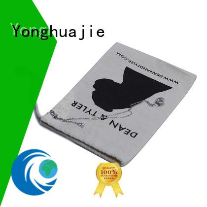 natural cotton printed cotton bags Yonghuajie