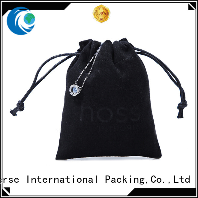 free sample grey suede bag suede jewelry pouch suede drawstring bag envelope top-selling for friends