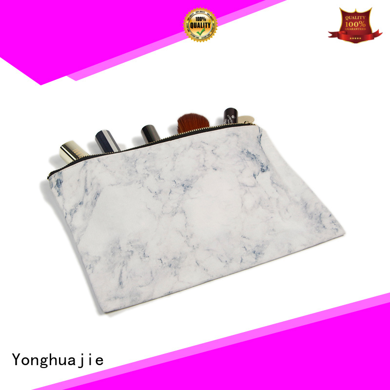 Yonghuajie free sample natural cotton bags manufacturers for cosmetics