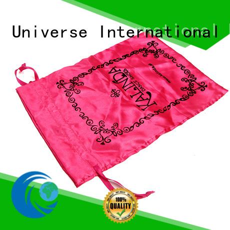 Yonghuajie velvet bag with drawstring