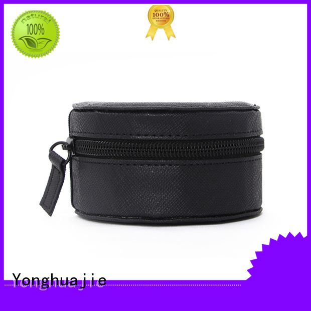 Yonghuajie custom polyurethane leather for wedding rings