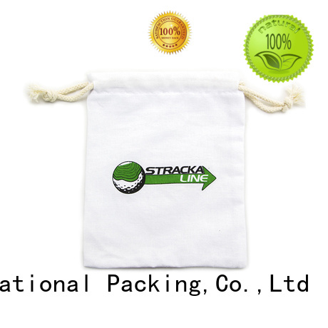 Yonghuajie cotton shopping bags with zipper for storage