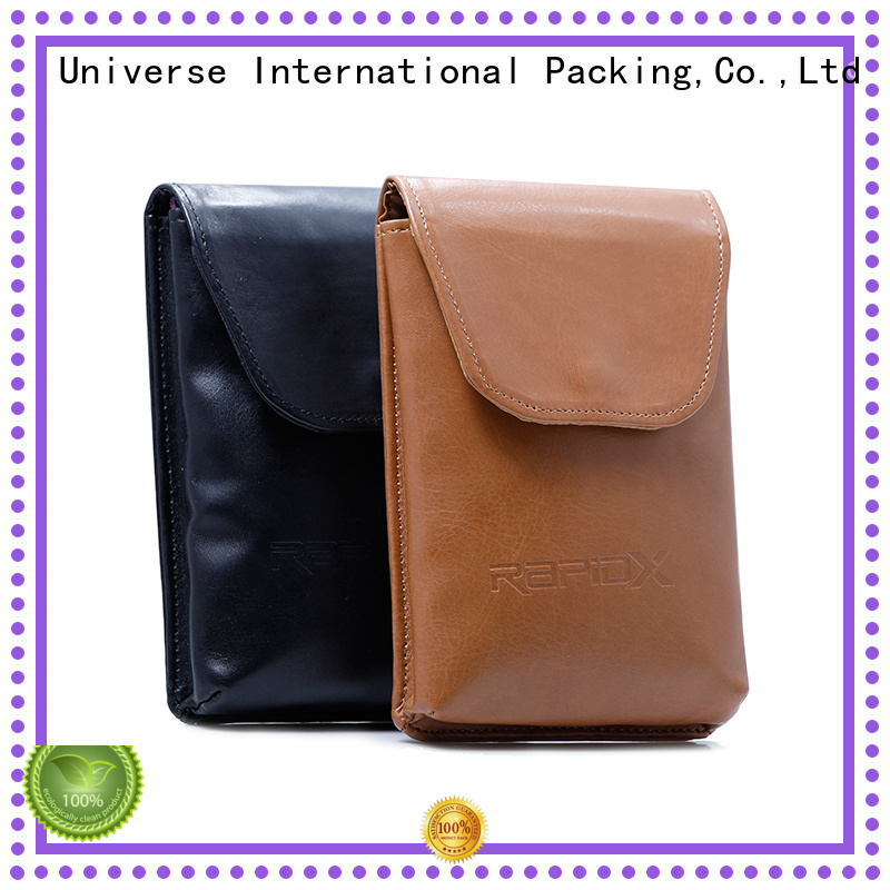 pu leather small cosmetic bags at discount for necklace