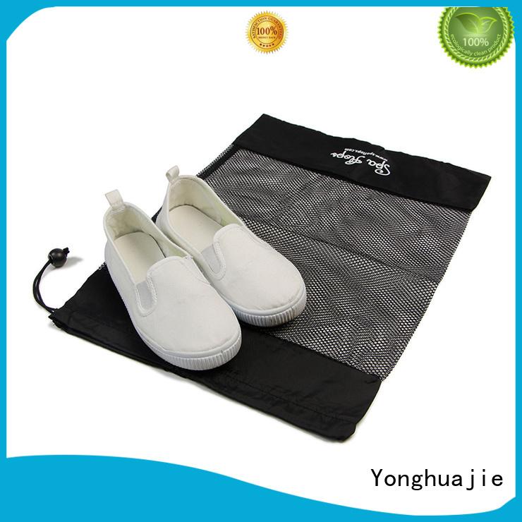 Yonghuajie drawstring dishwasher mesh bag on-sale for packaging