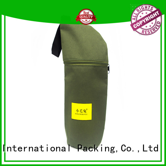 soft nylon shopping bags silkwith drawstring for shoes