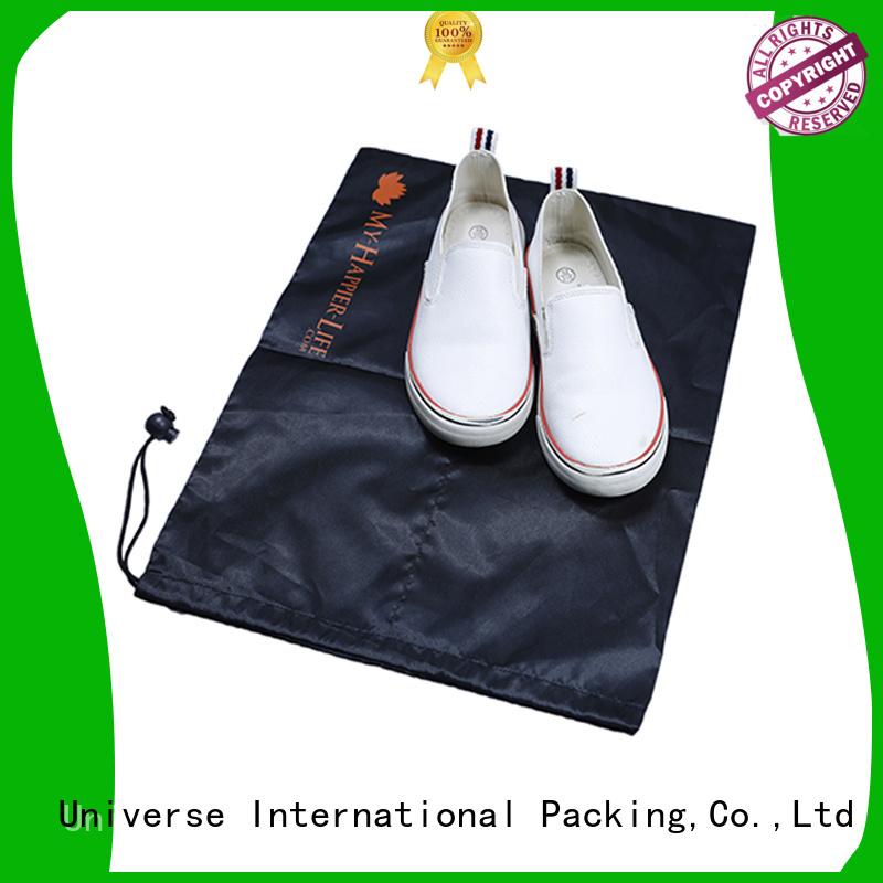travel durable nylon drawstring bag natural printing Yonghuajie company
