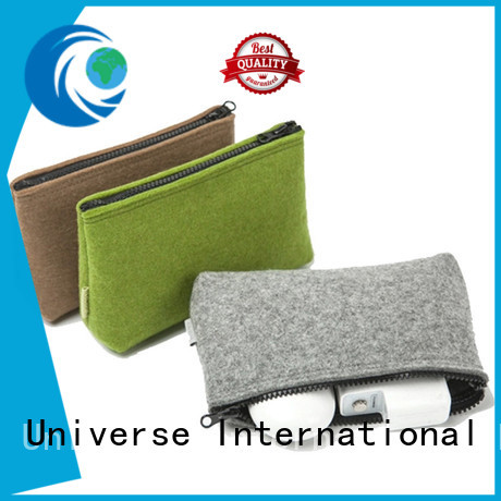 Wholesale rubber bag embroidered bulk production for storage