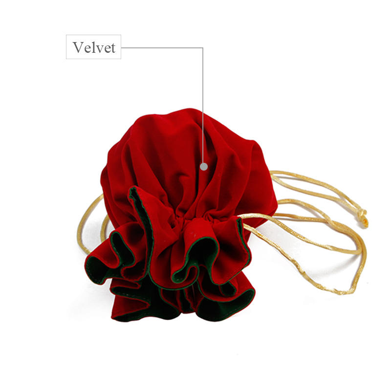 Yonghuajie printed satin drawstring bags top-selling for gift-3