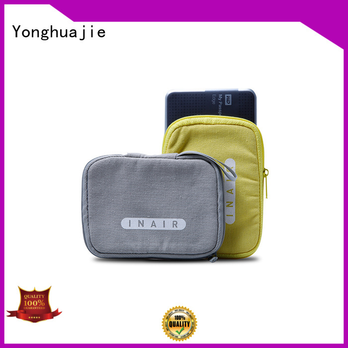 Top big cotton bag with power bank for shoes