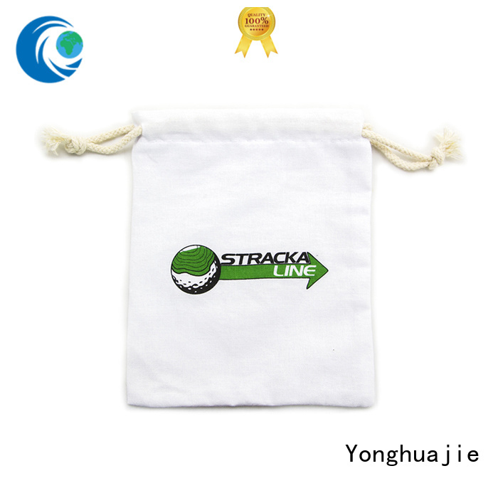 free sample cotton carry bags with power bank for shoes Yonghuajie