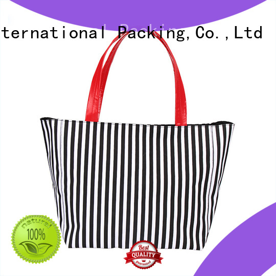 Yonghuajie lamination small canvas bags mat for packaging