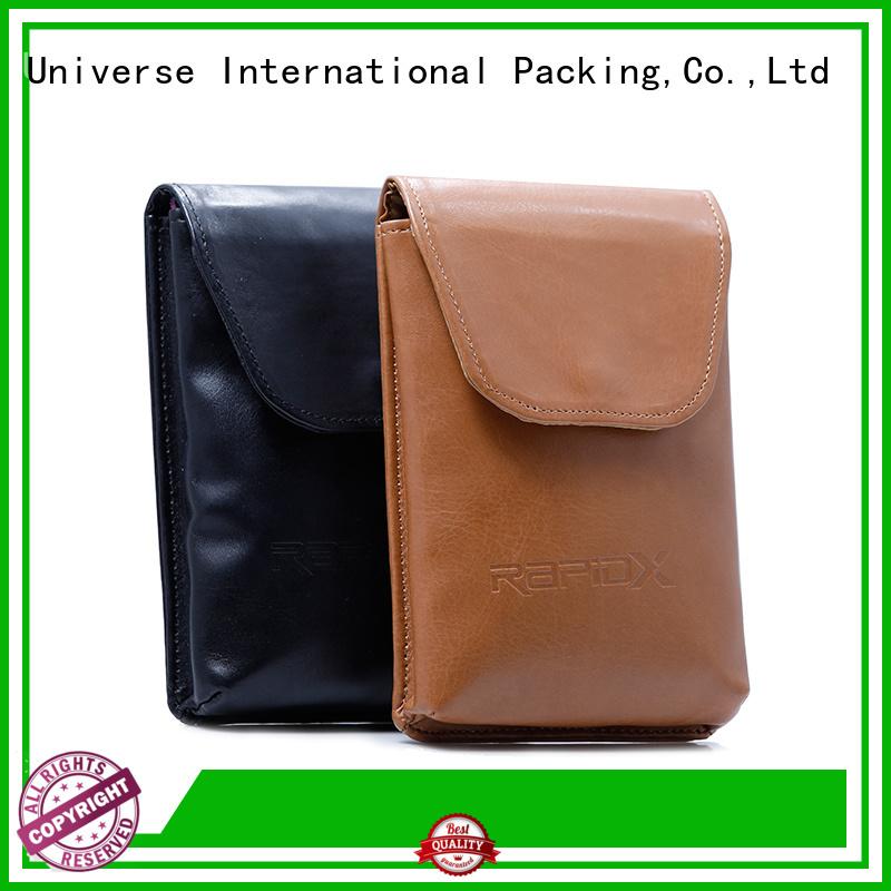 order leather makeup bag soft outside Yonghuajie company