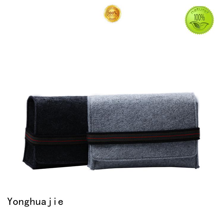 Yonghuajie felt tote bag custom made for storage