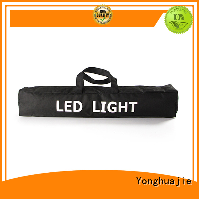 Yonghuajie High-quality polycarbonate luggage with power bank for packing