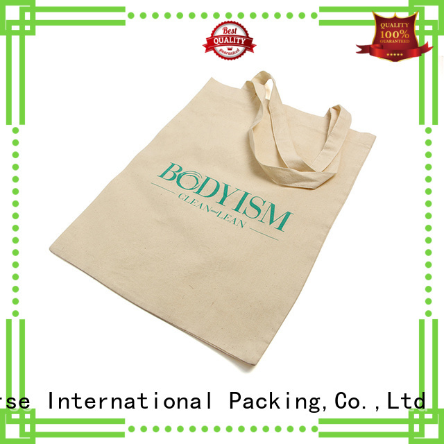 free sample cotton tote bags wholesale at discount for packaging Yonghuajie