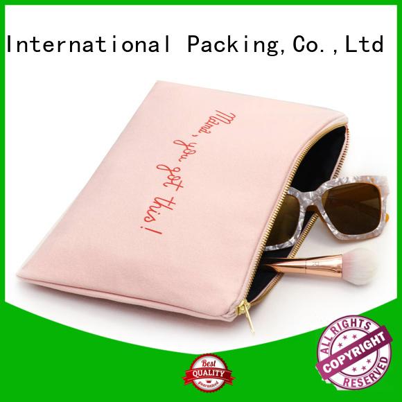 Yonghuajie custom size cheap canvas bags canvas drawstring bag logo printed for shopping