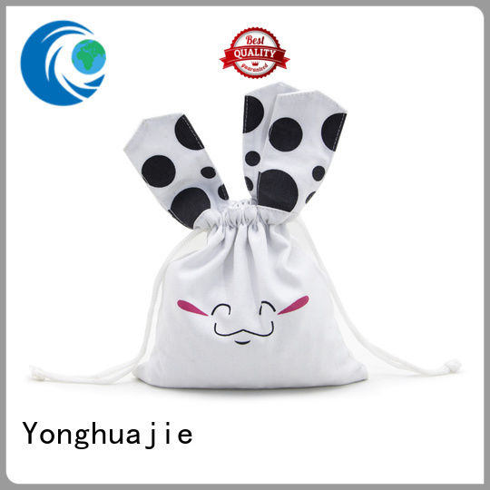 Yonghuajie tote reusable cotton bags factory for packing