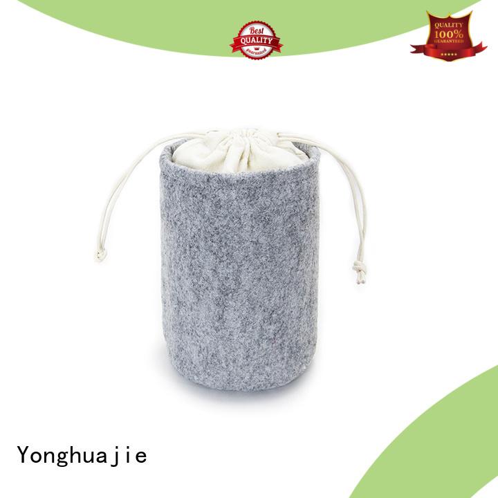 felt purse bulk production