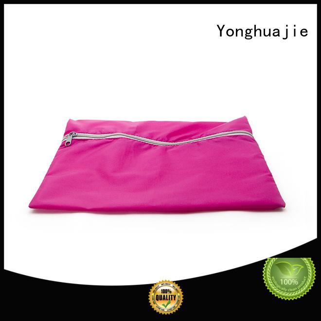 tote nylon drawstring bag silk with drawstring for shoes