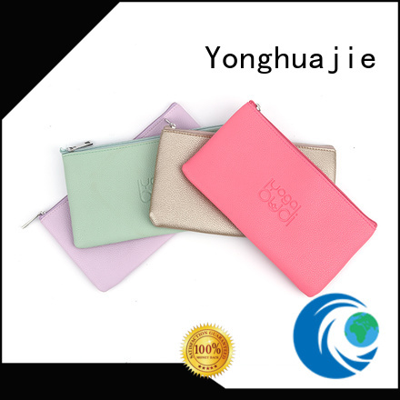Yonghuajie printed pu material bag manufacturers for jewelry