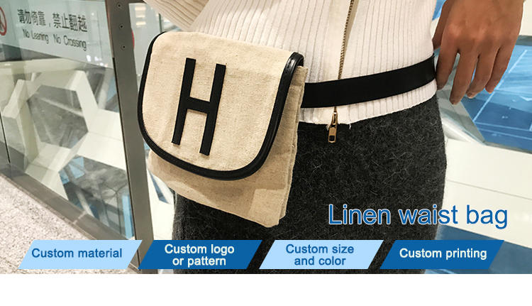 Best cotton pouch grosgrain for business for present-1