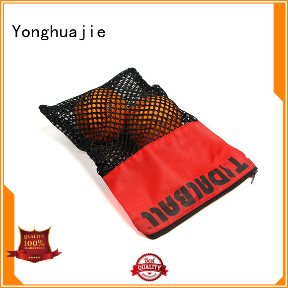 Yonghuajie cheapest scuba mesh bag for sale for jewelry