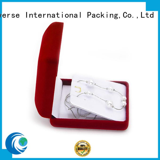 high-quality the velvet box free sample for gift Yonghuajie