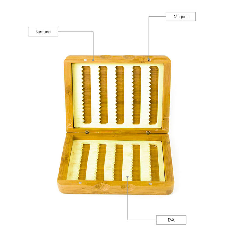 Yonghuajie top quality bamboo tea box manufacturers for goods-2