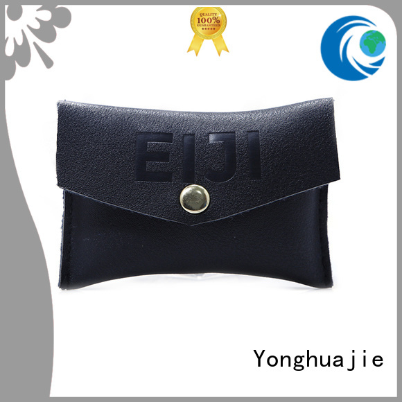 Custom small cosmetic bags printed at discount for jewelry