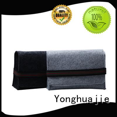 felt tote bag flap bag embroidered Warranty Yonghuajie