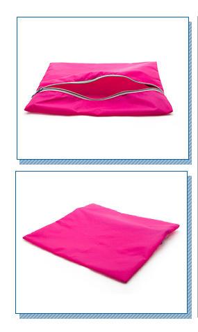 tote nylon drawstring bag silk with drawstring for shoes-2