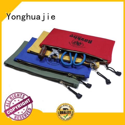 personalized canvas tote bags tote tool order Yonghuajie Brand company
