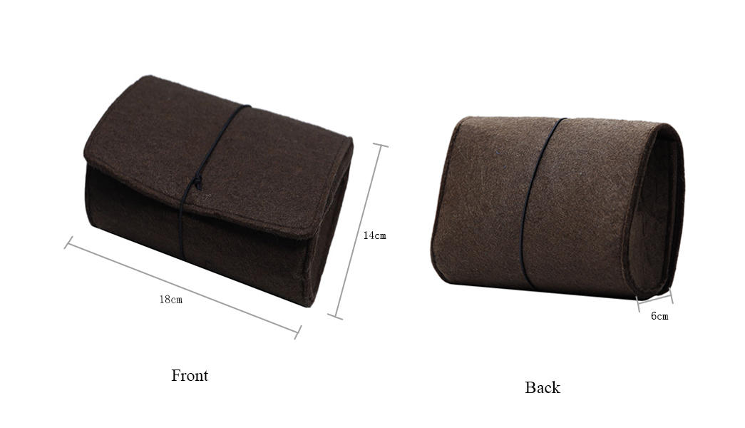 Yonghuajie custom made felt products Supply for goods-1